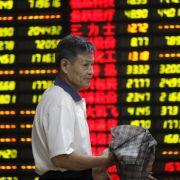 Kursrutsch in China belastet auch andere Börsen (Foto)
