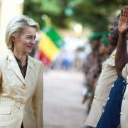 Bundeswehr übernimmt Kommando bei EU-Mission in Mali (Foto)