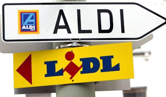 Lidl gegen Aldi