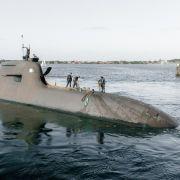 Liegen im russischen U-Boot-Wrack noch Leichen? (Foto)