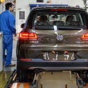 VW zum Halbjahr größter Autobauer der Welt (Foto)
