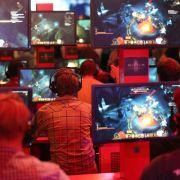 Gamescom informiert über Trends auf dem Spielemarkt (Foto)