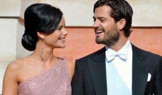 Verliebte Blicke: Werden Philip und Sofia schon Eltern? (Foto)