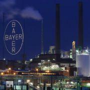 Pharmageschäft boomt bei Bayer wie noch nie (Foto)