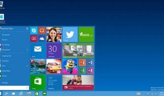 Viele Microsoft User können ab sofort auf Windows 10 upgraden. (Foto)