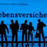 Pläne der Lebensversicherer im Zinstief (Foto)
