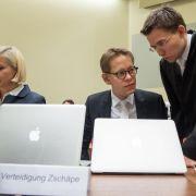 Strafermittler weisen Zschäpes Anzeige gegtenAnwälte zurück (Foto)