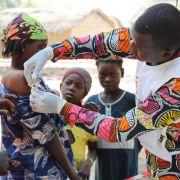 Hilfsorganisationen warnen vor Meningitis-Epidemie in Afrika (Foto)