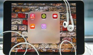 Musikautoren fordern mehr Geld von Internet-Musikdiensten (Foto)