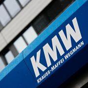 KMW und Nexter formen deutsch-französischen Rüstungsriesen (Foto)