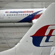 MH370-Ermittler untersuchen Wrackteil im Indischen Ozean (Foto)