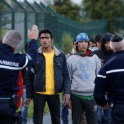 Wieder Fluchtversuche durch Eurotunnel (Foto)