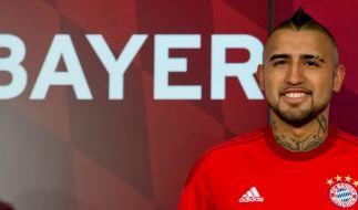 Arturo Vidal ist Bayerns Königstransfer in diesem Sommer. (Foto)
