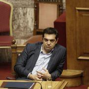 Hat Tsipras der Troika wichtige Dokumente vorenthalten? (Foto)