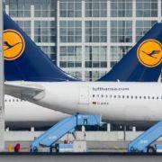 Lufthansa will trotz Gewinnsprungs weiter sparen (Foto)