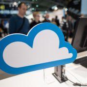 Umfrage:Deutsche größte «Cloud»-Skeptiker (Foto)