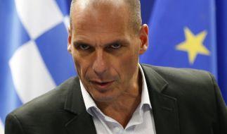 Dem einstigen griechischen Finanzministers Yanis Varoufakis droht eine Anklage wegen Hochverrates. (Foto)