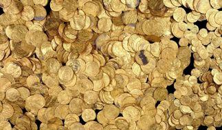 Familie Schmitt aus Florida hat einen Goldschatz gefunden. (Symbolfoto) (Foto)
