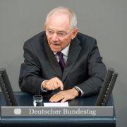 Schäuble will Kompetenzen der EU-Kommission beschneiden (Foto)
