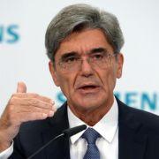 Euroschwäche hilft Siemens (Foto)