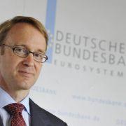 Bundesbank-Präsident will Gläubiger von Krisenländern beteiligen (Foto)