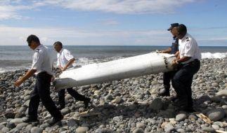 Nach dem Wrackteil-Fund bleibt die Frage: Wo ist der Rest von MH370? (Foto)