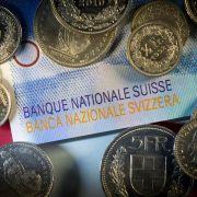 Frankenstärke beschert Schweizer Notenbank Milliardenverlust (Foto)