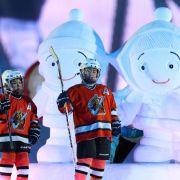 Peking wird 2022 Gastgeber der Winterspiele (Foto)