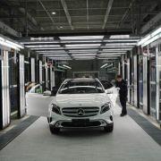 Daimler: Kein anhaltendes Einknicken des Automarkts in China (Foto)