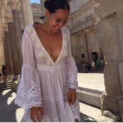 Mandy Capristo zeigt sich nackt wie nie (Foto)