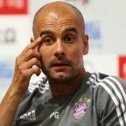 Guardiola lässt Raum für Spekulation über Bayern-Zukunft (Foto)