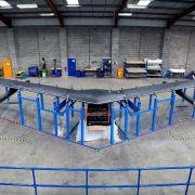Facebook stellt riesige Internet-Drohne «Aquila» vor (Foto)