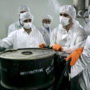 EU lockert Iran-Sanktionen zum Rückbau des Nuklearprogramms (Foto)