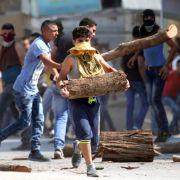 Palästinenser wollen Tod von Kleinkind vor die UN bringen (Foto)
