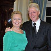 Hillary Clinton veröffentlicht Steuer- und Gesundheitsdaten (Foto)