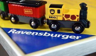 Spielehersteller Ravensburger will Produktpalette erweitern (Foto)