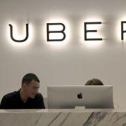 Uber in Finanzierungsrunde mit 50 Mrd Dollar bewertet (Foto)