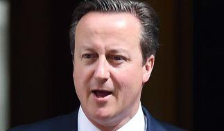 Cameron und Hollande beraten über Flüchtlinge in Calais (Foto)