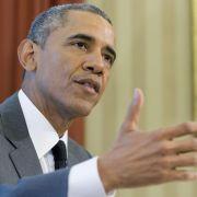Obama verschärft US-Klima-Ziele (Foto)