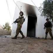 Netanjahu verspricht «Null Toleranz» gegen Hassverbrechen (Foto)