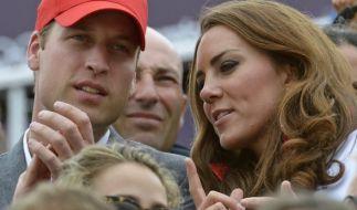 Kate und William sind beide sehr sportlich. (Foto)