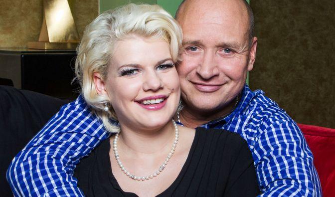 Melanie Müller und Mike Blümer