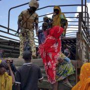 Nigerias Militär befreit 180 Boko-Haram-Geiseln (Foto)