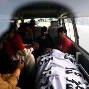 Umstrittene Hinrichtung in Pakistan trotz weltweiter Proteste (Foto)