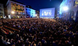 Eröffnet wird das 68. Internationale Filmfestival Locarno auf der Piazza Grande. (Foto)