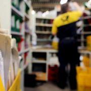 Deutsche Post legt Quartalszahlen vor: Hat der Streik geschadet? (Foto)