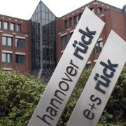 Hannover Rück erhöht Gewinnprognose (Foto)