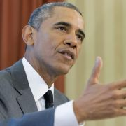 Obama kämpft zu Hause weiter für Atomabkommen mit Teheran (Foto)