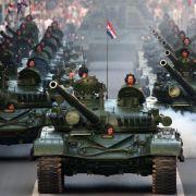 Kroatien feiert Sieg im Bürgerkrieg (Foto)