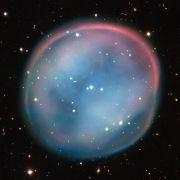 """""""Seifenblase"""" imAll: So sieht ein sterbender Stern aus (Foto)"""